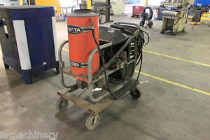 4 Hp 2000 Psi Alkota 320x4 Heated Pressure Washer 3 Gpm Steam Cleaner