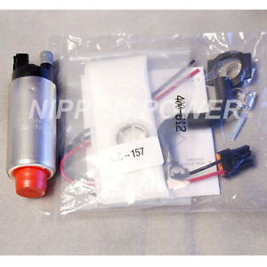 Walbro High Pressure 255lph In Tank Fuel Pump Ford Mustang Gt 5 0 Gss340 400 812