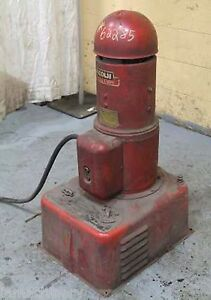 250 Amp Lincoln Fire Hydrant Dc Metal Arc Welder