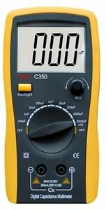Brand New Gme C350 Digital Capacitance Meter