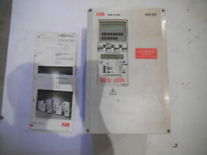 Abb 10 Hp Ac Motor Drive Acs501 010 2 00p2 208 240vac 3 Ph Used