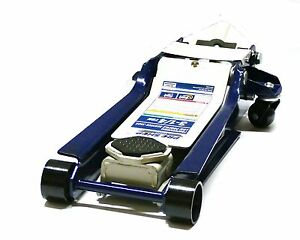 free Shipping 3 1 4 Ton Low Profile Floor Jack W Rapid Pump