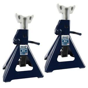 free Shipping 4 ton Professional Jack Stands