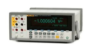 Fluke 8845a 6 5 Digit Precision Multimeters With 100 a To 10a Current Range