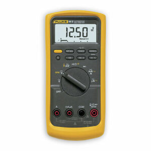 Fluke 88 5 Series V Deluxe Automotive Multimeter Measures Up To 1000v Ac And Dc