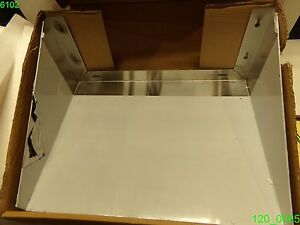 Regency Stainless Steel Over Stove Wall Microwave Shelf 18 x24 600ms1824 new