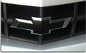 Bowtie Overlay Decals Front And Rear Chevrolet Camaro