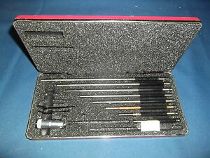 Starrett 124 Machinist Depth Micrometer