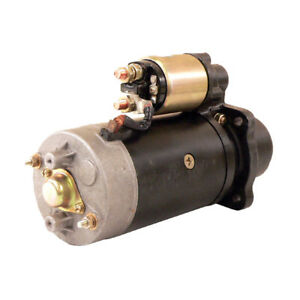 41000090002 12 Volt Starter Made To Fit Same Tractor Buffalo 120 Panther 985