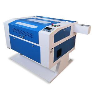 Reci W2 100w Co2 700x500mm Usb Laser Engraving Cutting Machine Ruida System