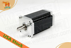 usa 3 Days Ship nema 42 Stepper Motor110bygh150 001 3256oz in 150mm 6 8a Cnc