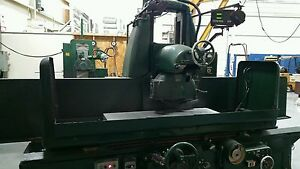 Mattison Surface Grinder 25 X 63 Electro Mag Table