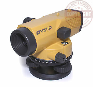 Topcon At b4 Automatic Level Surveying Sokkia Leica trimble transit