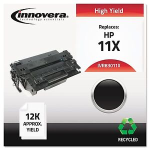 Innovera 83011x Remanufactured Q6511x 11x High Yield Laser Toner 12000 Yield