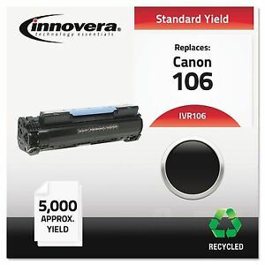Innovera 106 Remanufactured 0264b001aa 106 Toner 5000 Yield Black