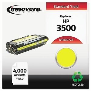 Innovera 83072a Remanufactured Q2672a 309a Laser Toner 4000 Yield Yellow