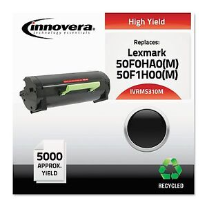 Innovera Ms310m Ms310m Compatible Reman 50f0ha0 High yield Toner 5000
