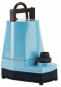 Submersible Utility Pump Little Giant 5 msp 1 6 Horsepower Emergency Outdoor