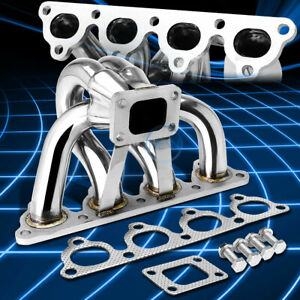 For Honda D15a d16a T25 t28 Flange Turbo turbocharger Racing Exhaust Manifold
