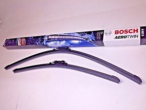 Genuine Bosch Ml Gl Class W164 Front Wiper Blade Set 2006 2011 2518200845 Oem
