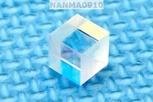 1pc Pbs Broadband Transparent 450nm 660nm Polarizing Beam Splitter Cubes 10x10mm