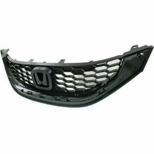 New Grille For Honda Civic 2013 2015 Ho1200218