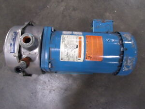 Goulds Pumps Lc Multi stage Centrifugal Pump Model Lc Stainless Steel End