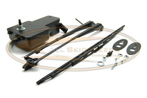 Bobcat Wiper Motor Arm Blade Kit T250 T300 T320 For Door Skid Steer Loader