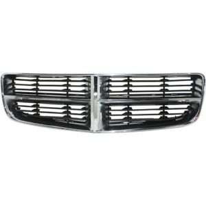 New New Capa Grille For Dodge Charger 2006 2010 Ch1200296c
