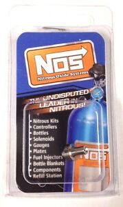 Nos 13760 26 Precision Ss Stainless Steel Nitrous Flare Jet 026