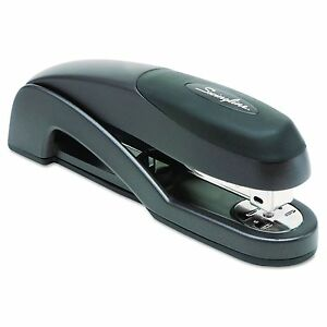 Swingline 87800 Optima Full Strip Desk Stapler 25 sheet Capacity Graphite