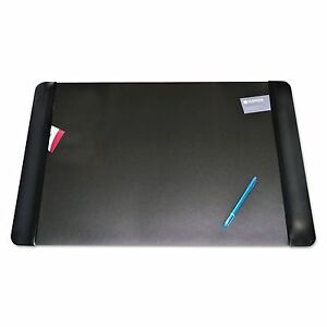 Artistic 4138 6 1 Executive Desk Pad With Leather like Side Panels 36 X 20