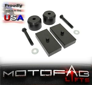 2 Front 1 Rear Leveling Lift Kit For 2005 2019 Ford F250 F350 Super Duty