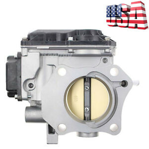 Throttle Body For Honda 2006 2007 Accord 2 Door 2 4l 2007 2011 Element