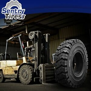 6 00 9 Sentry Tire Solid Forklift Tires 1 Tire K Pat 6 00x9 600x9 600 9
