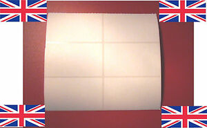 30 900 Address Labels Ordinary Plain Sticky Blank 82mm X 49mm Self Adhesive Uk