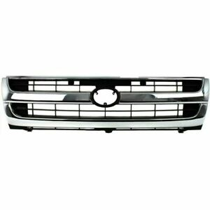 New Grille For Toyota Tacoma 1997 2000 To1200205