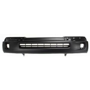 New Front Bumper Cover For Toyota Tacoma 1998 2000 To1095173