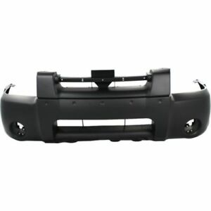 New Front Bumper Cover For Nissan Frontier 2001 2004 Ni1000185