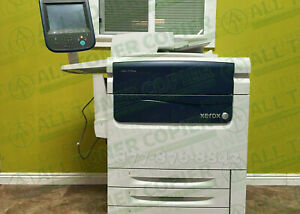 Xerox J75 Digital Press Color Laser Production Copy Print Scan Fiery 75ppm 500k
