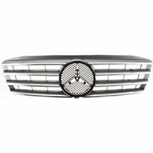 New Grille Insert For Mercedes benz C240 2001 2004