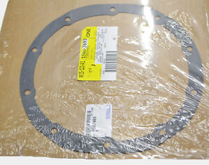 Gm Oem Rear Axle differential Pumpkin Cover Gasket 15807693