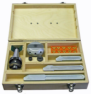 Suburban Tool Fly Cutter Super Set With R8 Arbor International Ship Available