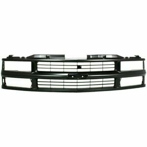 New Grille Assembly For Chevrolet C2500 1994 2000