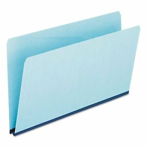 Pendaflex 9300 Pressboard Expanding File Folders Straight Cut Top Tab Legal