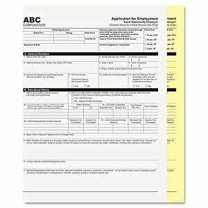 Pm Company 59101 Digital Carbonless Paper 8 1 2 X 11 Two part Collated