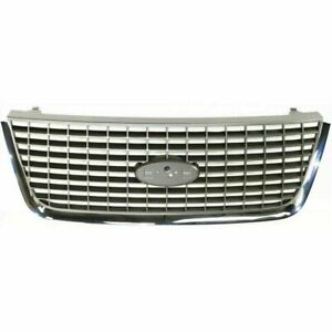 New Grille For Ford Expedition 2003 2006 Fo1200401