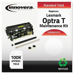 Innovera 99a1970 Remanufactured 99a1970 t610 Maintenance Kit 100000 Yield