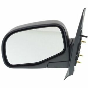 New Driver Side Mirror For Ford Explorer Sport Trac 2001 2005 Fo1320240