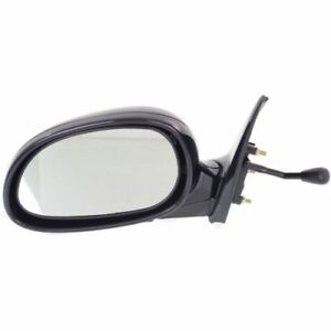 New Driver Side Mirror For Honda Civic 1992 1995 Ho1320109
